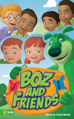 Book BOZ and Friends by Crystal Bowman