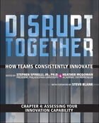 Assessing Your Innovation Capability (Chapter 4 from Disrupt Together) by Stephen Spinelli Jr.