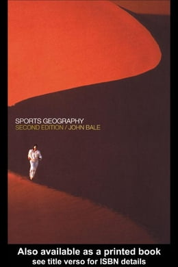 Book Sports Geography by Bale, John