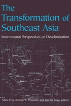 The Transformation of Southeast Asia