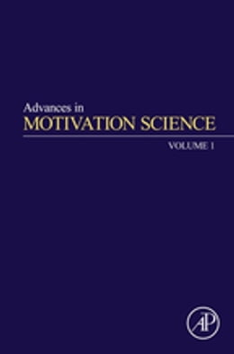 Book Advances in Motivation Science by Andrew J Elliot