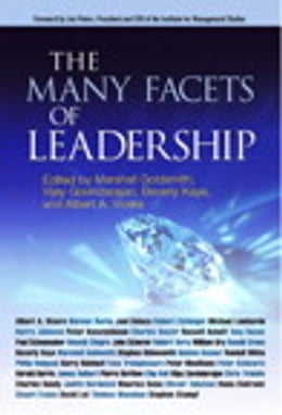 Book The Many Facets of Leadership by Marshall Goldsmith