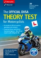 The Official DVSA Theory Test for Motorcyclists (13th edition) by DVSA The Driver and Vehicle Standards Agency
