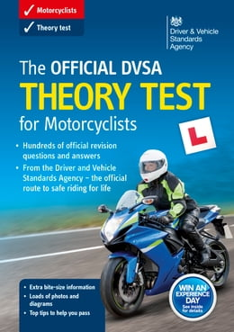 Book The Official DVSA Theory Test for Motorcyclists (13th edition) by DVSA The Driver and Vehicle Standards Agency