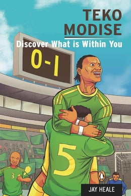 Book Teko Modise - Discover what is within you by Jay Heale