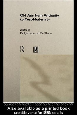 Book Old Age by Johnson, Paul