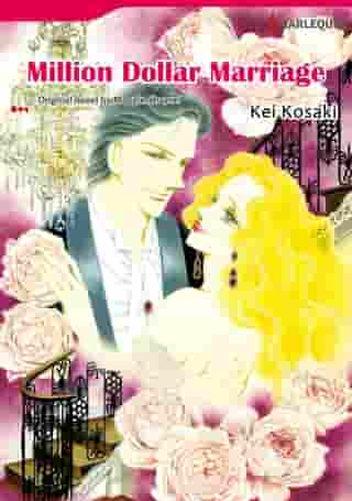 MILLION DOLLAR MARRIAGE (Harlequin Comics): Harlequin Comics by Maggie Shayne