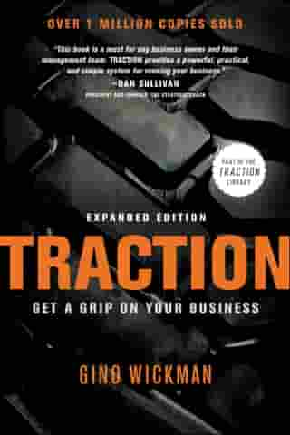 Traction: Get a Grip on Your Business de Gino Wickman