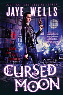 Book Cursed Moon by Jaye Wells