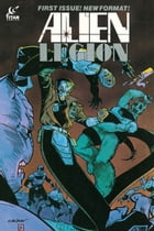 Alien Legion #22 by Carl Potts