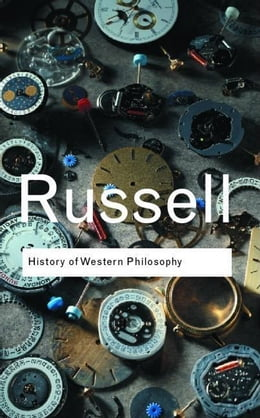 Book History of Western Philosophy by Russell, Bertrand
