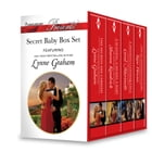 Secret Baby Box Set: The Secrets She Carried\A Scandal, a Secret, a Baby\A Shameful Consequence…