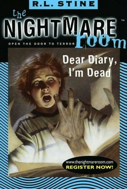 Book The Nightmare Room #5: Dear Diary, I'm Dead by R.L. Stine