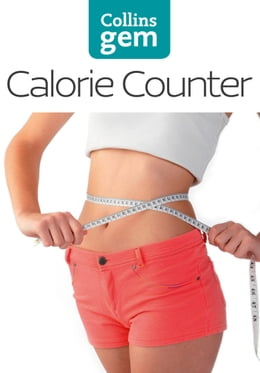 Book Calorie Counter (Collins Gem) by HarperCollins