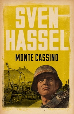 Book Monte Cassino by Sven Hassel