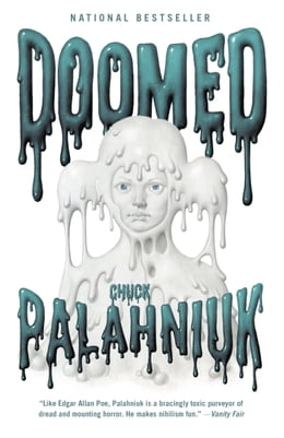 Book Doomed by Chuck Palahniuk