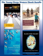 The Young Clergy Women Ebook Bundle by Chalice Press