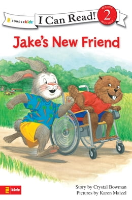 Book Jake's New Friend by Crystal Bowman