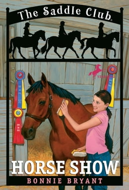 Book Horse Show by Bonnie Bryant