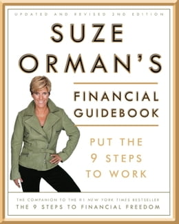 Book Suze Orman's Financial Guidebook: Put the 9 Steps to Work by Suze Orman