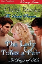The Sextet Presents... The Lady Takes a Pair by Cheryl Brooks