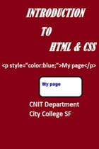 Introduction to HTML & CSS by Claudia Da Silva