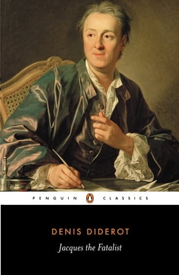 Book Jacques the Fatalist by Denis Diderot