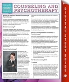 Counseling And Psychotherapy (Speedy Study Guides) by Speedy Publishing