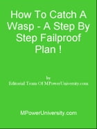 How To Catch A Wasp A Step By Step Failproof Plan ! by Editorial Team Of MPowerUniversity.com