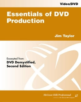 Book Essentials of DVD Production by Taylor, Jim