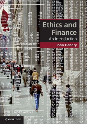 Ethics and Finance An Introduction