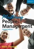 Mastering People Management by Mark Thomas