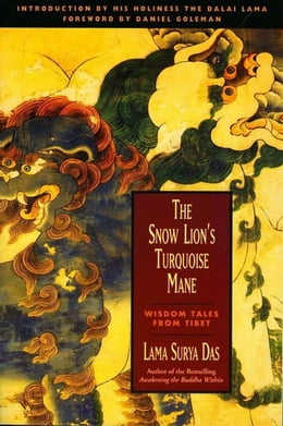 Book The Snow Lion's Turquoise Mane by Surya Das