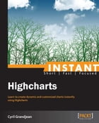 Instant Highcharts by Cyril Grandjean