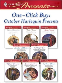 One-Click Buy: October Harlequin Presents: Purchased: His Perfect Wife\Greek Tycoon, Waitress Wife…