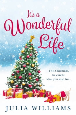 Book It's a Wonderful Life by Julia Williams