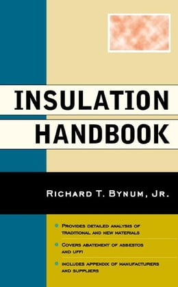 Book Insulation Handbook by Bynum, Richard