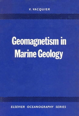 Book Geomagnetism in Marine Geology by Unknown, Author