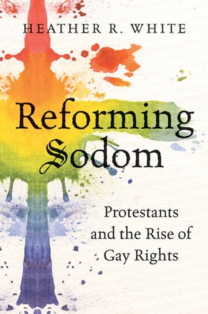 Reforming Sodom Protestants and the Rise of Gay Rights