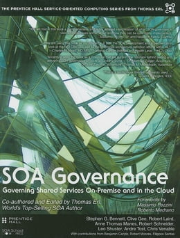 Book SOA Governance by Thomas Erl