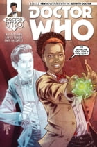 Doctor Who: The Eleventh Doctor #10 by Rob Williams