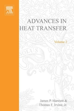 Book Advances in Heat Transfer by Hartnett, James P.