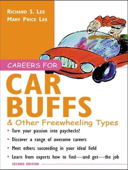 Book Careers for Car Buffs & Other Freewheeling Types by Lee, Richard