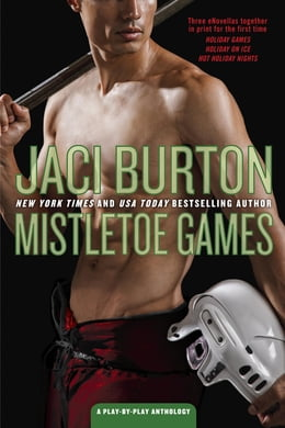 Book Mistletoe Games: A Play-by-Play Anthology by Jaci Burton