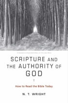 Scripture and the Authority of God Cover Image