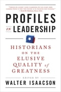 9780393080537 - Walter Isaacson: Profiles in Leadership: Historians on the Elusive Quality of Greatness - Buch
