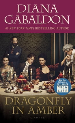 Book Dragonfly in Amber by Diana Gabaldon