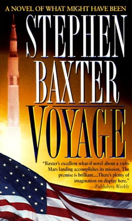 Book Voyage by Stephen Baxter