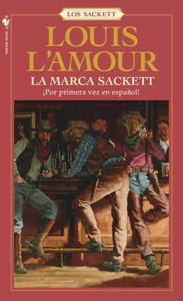 Book La marca Sackett by Louis L'Amour