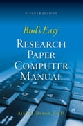 Bud's Easy Research Paper Computer Manual (Reference) photo